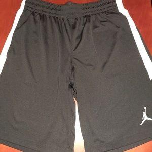 NWT men's Jordan athletic shorts